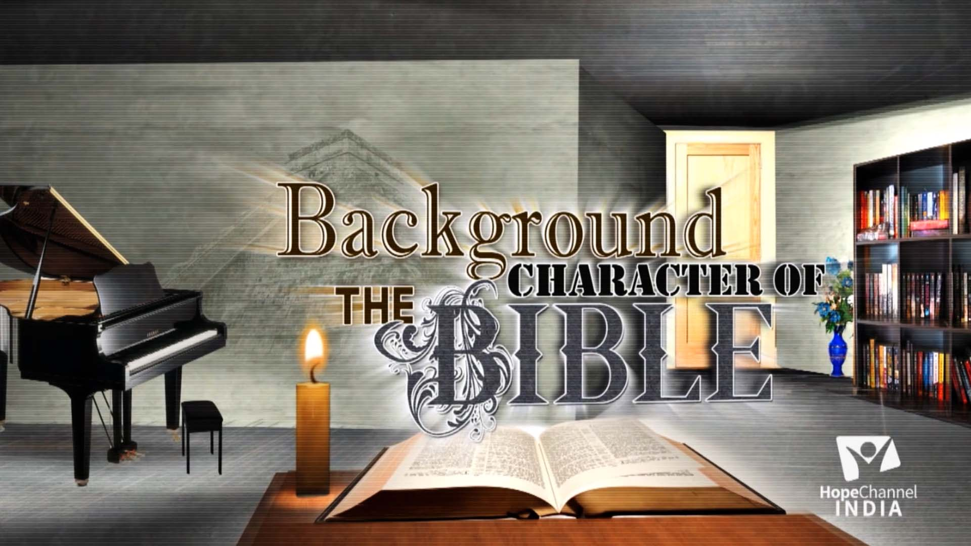 Background Character of the Bible