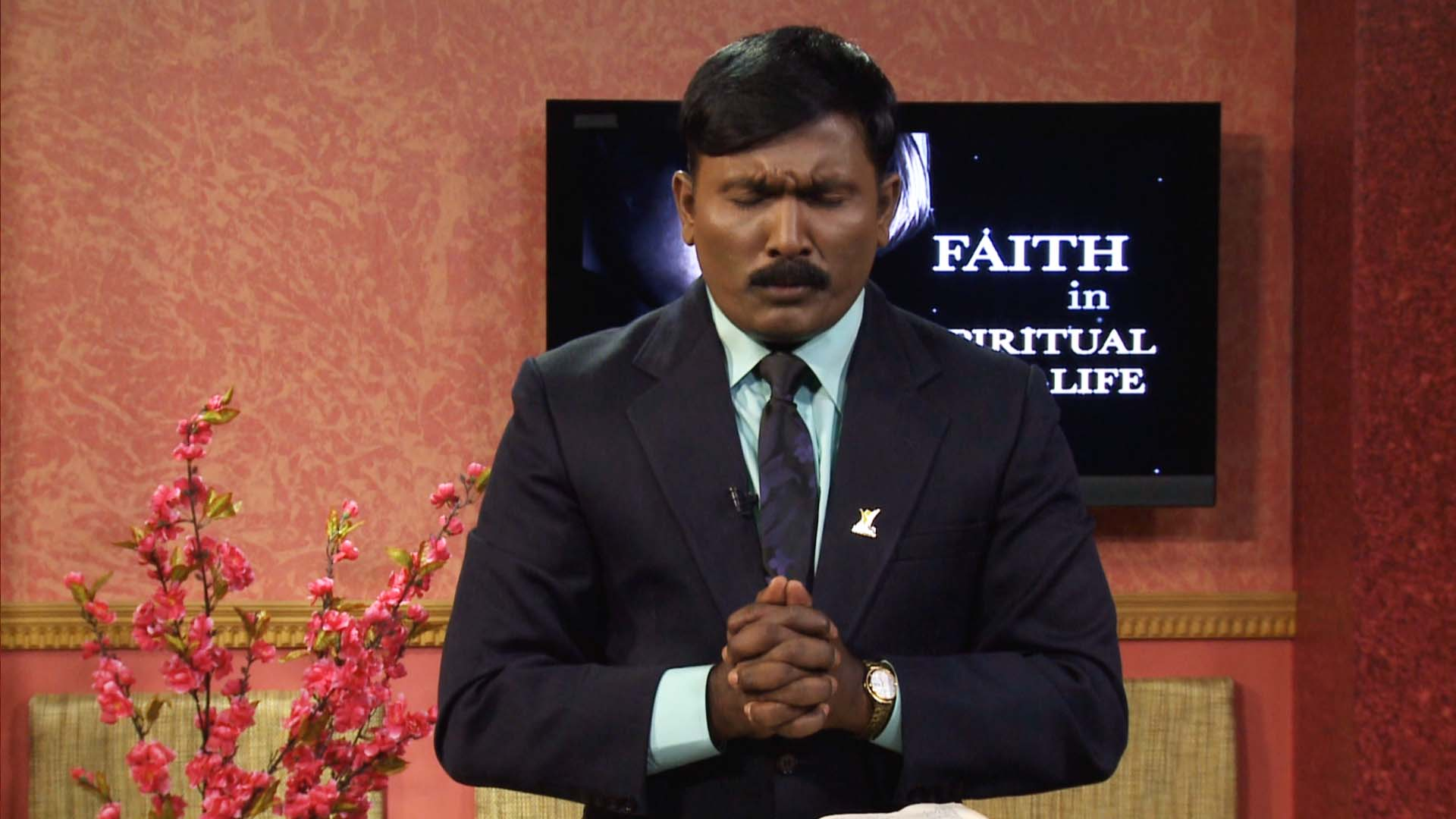Faith in Spiritual Life